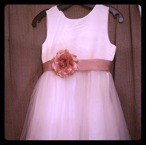 Girls formal/flower girl dress